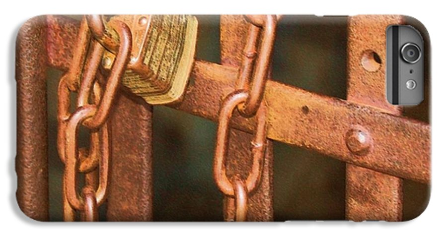 Metal IPhone 6s Plus Case featuring the photograph Tarnished Image by Debbi Granruth