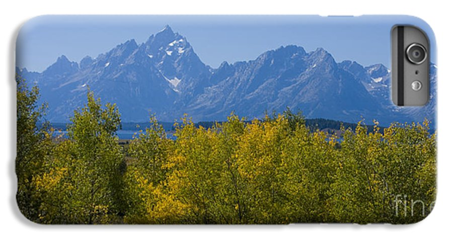 Teton IPhone 6s Plus Case featuring the photograph Teton Range by Idaho Scenic Images Linda Lantzy