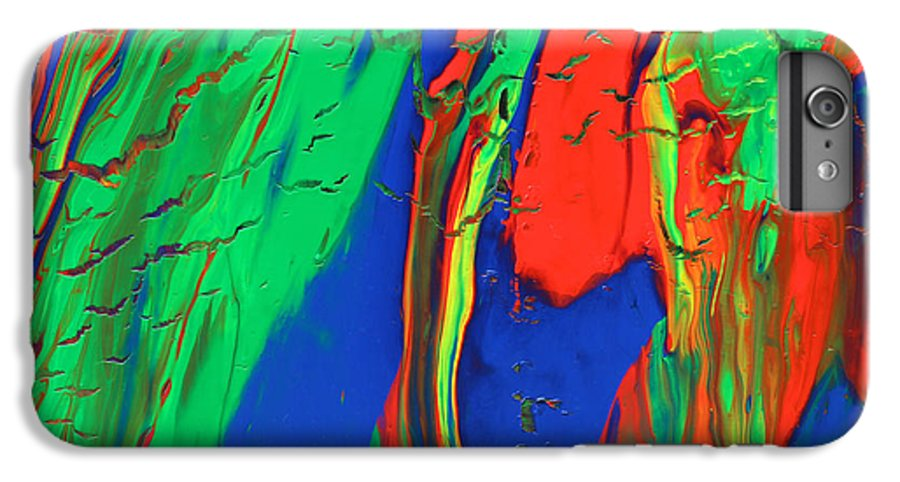 Fusionart IPhone 6s Plus Case featuring the painting The Escape by Ralph White