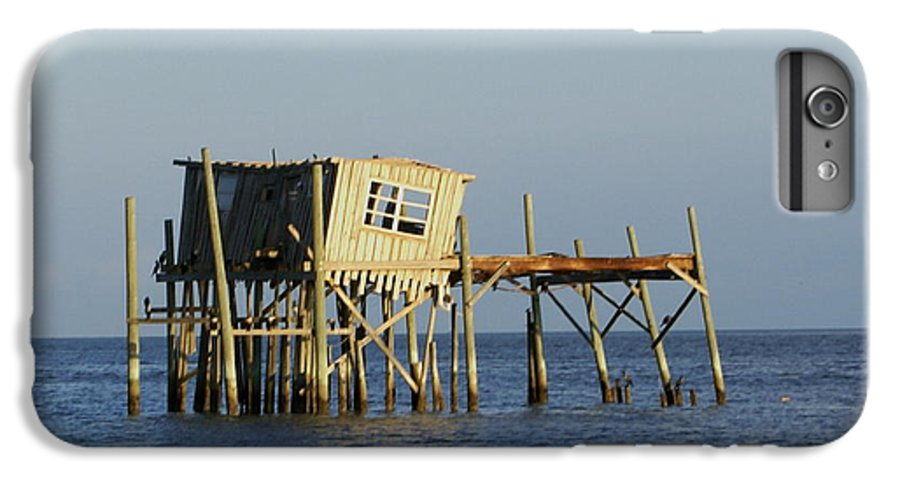 Seascape IPhone 6s Plus Case featuring the photograph The Honeymoon Suite by Debbie May