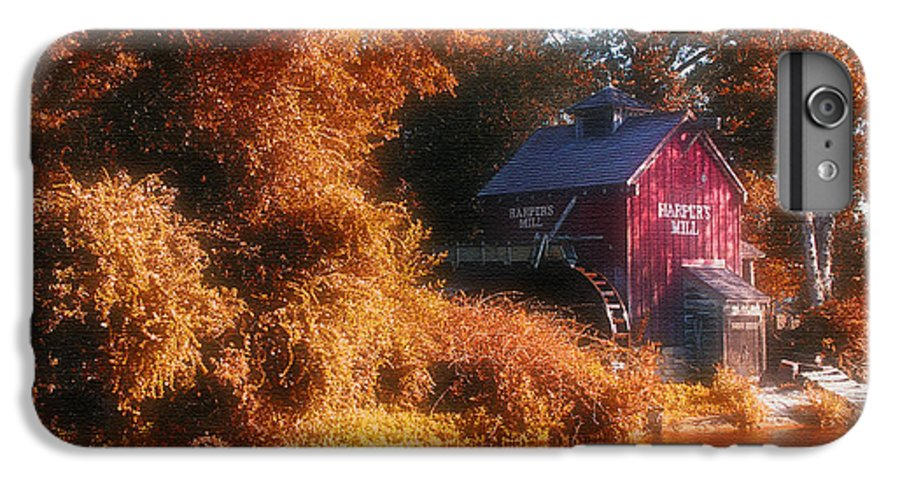 Mill IPhone 6s Plus Case featuring the photograph The Mill by Kenneth Krolikowski