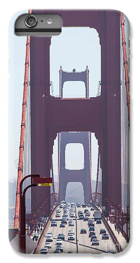 San Francisco Golden Gate Bridge iPhone 6 case