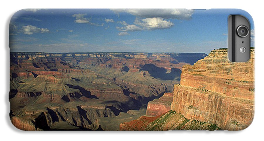 Grand Canyon IPhone 6s Plus Case featuring the photograph This Is My Father's World by Kathy McClure