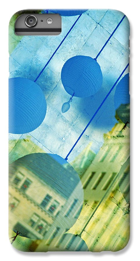 New York IPhone 6s Plus Case featuring the photograph Tiffanys by Skip Hunt