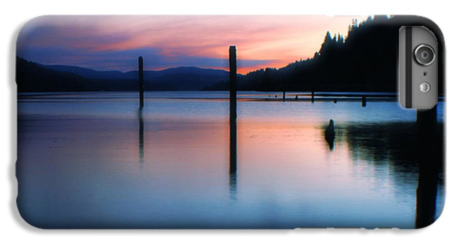 Dusk IPhone 6s Plus Case featuring the photograph Twilight by Idaho Scenic Images Linda Lantzy