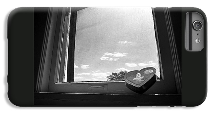 Window IPhone 6s Plus Case featuring the photograph What Remains by Ted M Tubbs