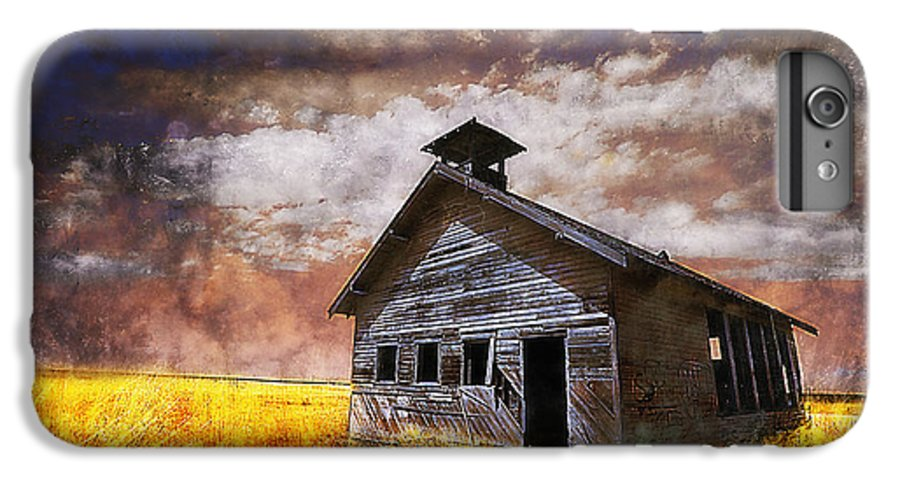 House IPhone 6s Plus Case featuring the photograph Will This Be The Way Of Education In The Us by Jeff Burgess