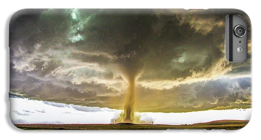 Nebraskasc IPhone 6s Plus Case featuring the photograph Wray Colorado Tornado 070 by NebraskaSC