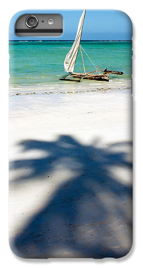 3scape Photos IPhone 6s Plus Case featuring the photograph Zanzibar Beach by Adam Romanowicz