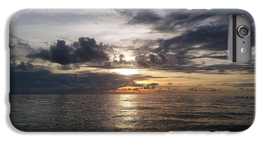 Sunset IPhone 6s Plus Case featuring the photograph Sunset by Cora Jean Jugan