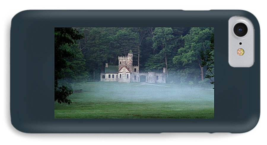 Squire IPhone 7 Case featuring the photograph 070506-42 by Mike Davis