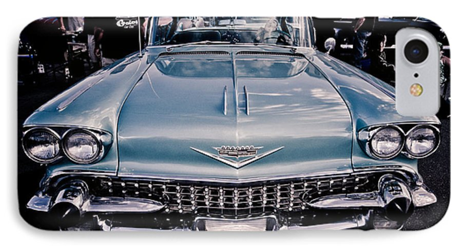 Baby Blue Cadillac IPhone 7 Case for Sale by Merrick Imagery