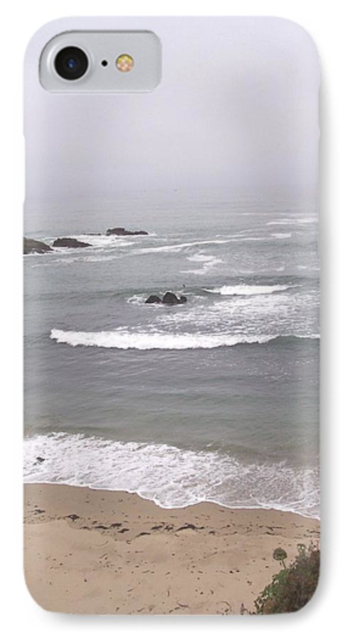 Coast IPhone 7 Case featuring the photograph Coastal Scene 2 by Pharris Art