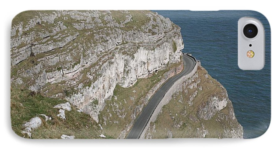 Marine IPhone 7 Case featuring the photograph Marine Drive by Christopher Rowlands