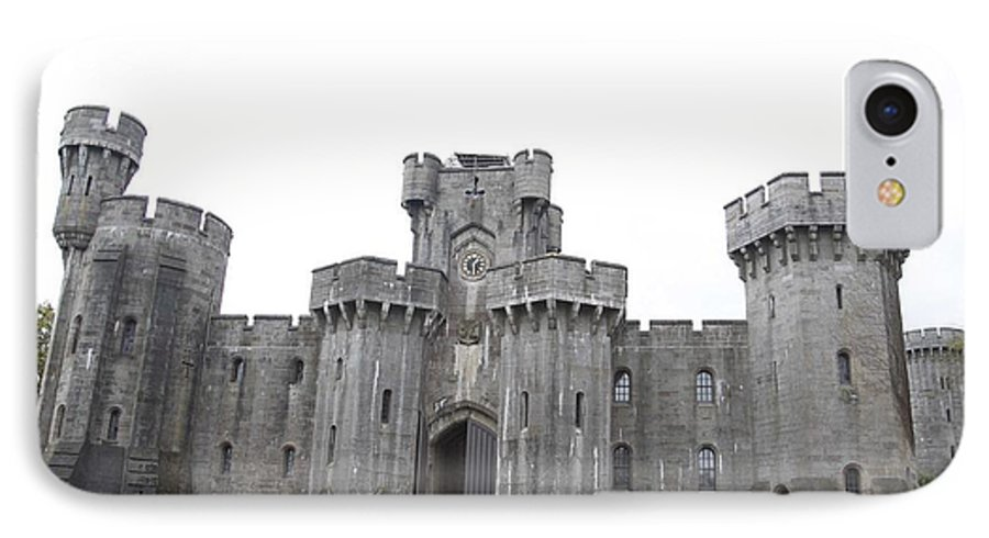Castles IPhone 7 Case featuring the photograph Penrhyn Castle by Christopher Rowlands