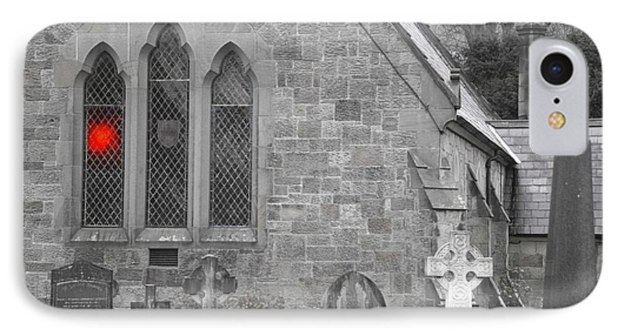 Church IPhone 7 Case featuring the photograph The Church 2 by Christopher Rowlands