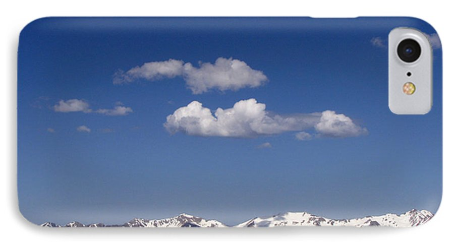 Mountains IPhone 7 Case featuring the photograph Colorado by Amanda Barcon