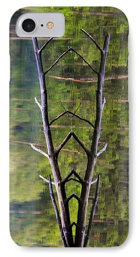 Photography IPhone 7 Case featuring the photograph Jacob's Ladder by Skip Hunt