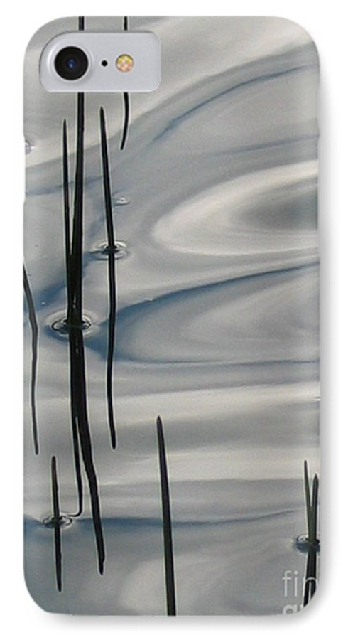 Swirling IPhone 7 Case featuring the photograph Mesmerized by Idaho Scenic Images Linda Lantzy
