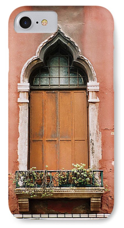 Window IPhone 7 Case featuring the photograph Untitled by Kathy Schumann