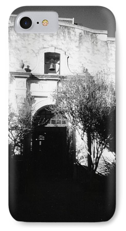 Alamo IPhone 7 Case featuring the photograph Alamo by Pharris Art