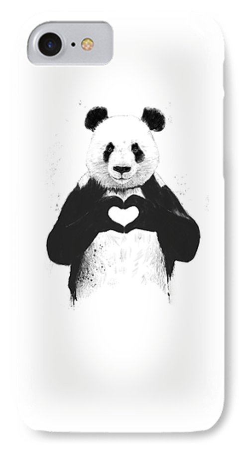 All You Need Is Love IPhone 7 Case