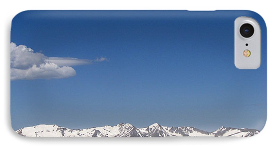 Mountains IPhone 7 Case featuring the photograph Alpine Tundra Series by Amanda Barcon