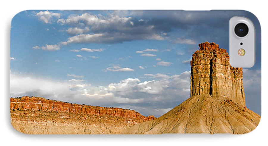 Mountain IPhone 7 Case featuring the photograph Amazing Mesa Verde Country by Christine Till