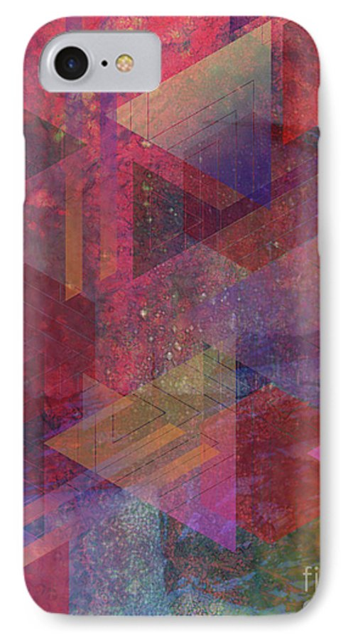 Another Place IPhone 7 Case featuring the digital art Another Place by John Beck
