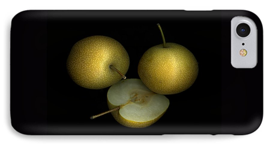 Culinary IPhone 7 Case featuring the photograph Asian Pears by Christian Slanec