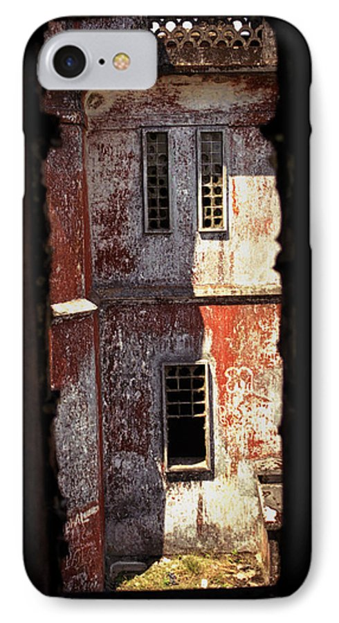 Bokor IPhone 7 Case featuring the photograph Bokor by Patrick Klauss