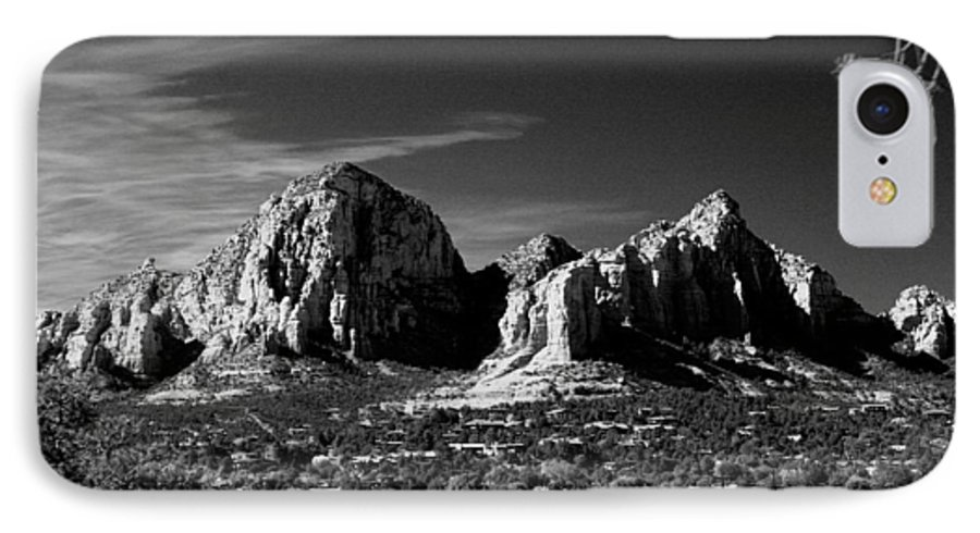 Arizona IPhone 7 Case featuring the photograph Capital Dome I by Randy Oberg