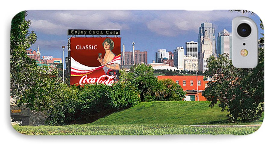 Landscape IPhone 7 Case featuring the photograph Classic Summer by Steve Karol