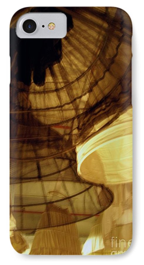 Theatre IPhone 7 Case featuring the photograph Crinolines by Ze DaLuz