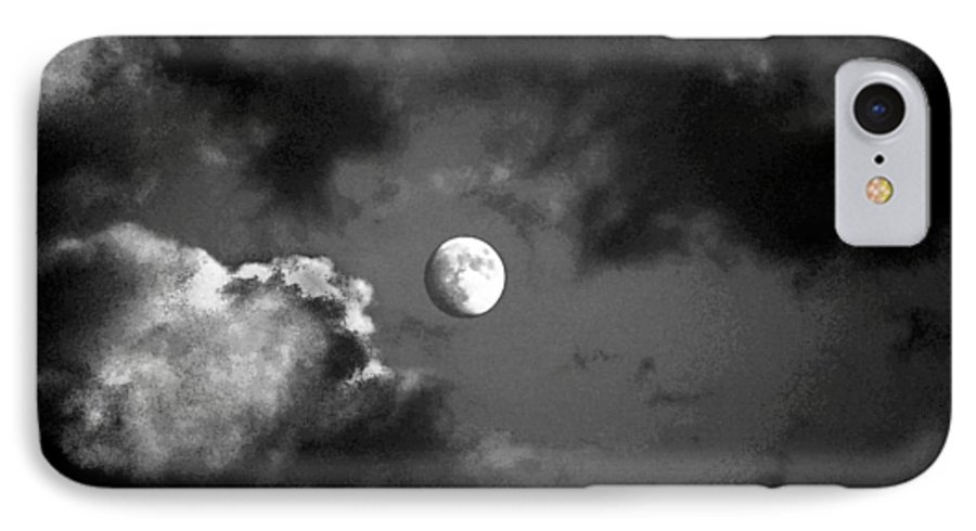 Sky IPhone 7 Case featuring the photograph Eye In The Sky by Steve Karol