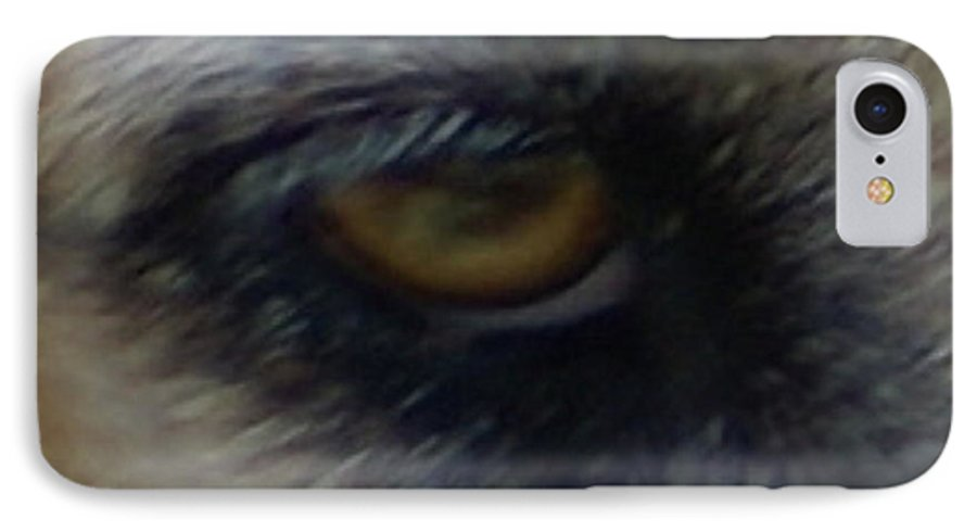 Eyes IPhone 7 Case featuring the photograph Eye Of The Beholder by Debbie May