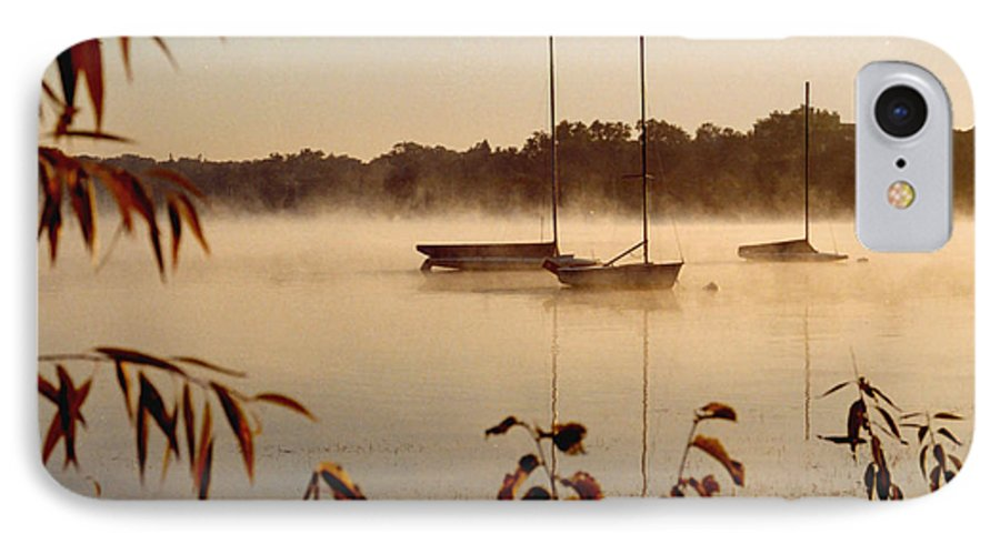 Landscape IPhone 7 Case featuring the photograph Lake Calhoun by Kathy Schumann