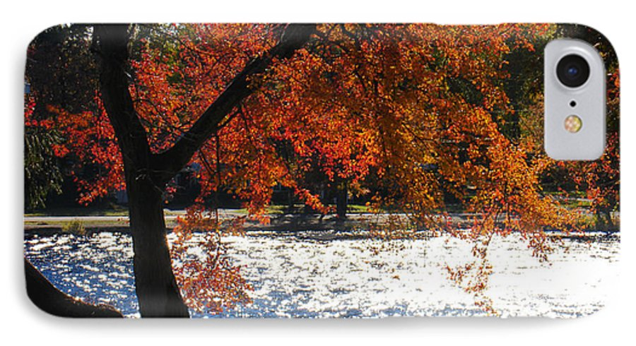 Landscape IPhone 7 Case featuring the photograph Lakewood by Steve Karol