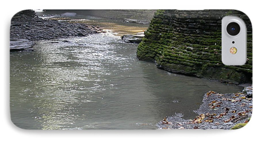Watkins Glen IPhone 7 Case featuring the photograph Little Ray Of Sunshine by Linda Murphy
