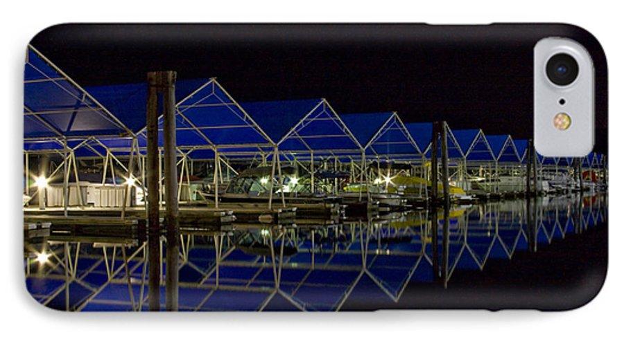 Marina IPhone 7 Case featuring the photograph Marina Reflected by Idaho Scenic Images Linda Lantzy
