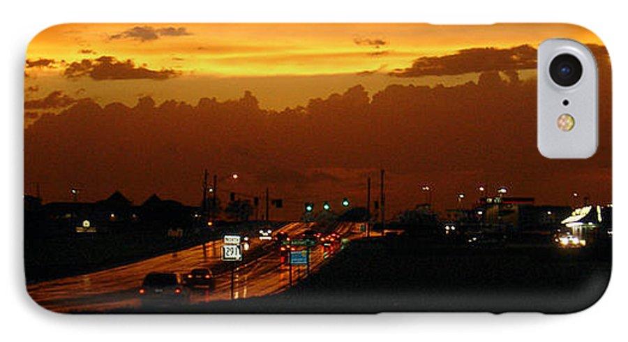 Landscape IPhone 7 Case featuring the photograph Missouri 291 by Steve Karol