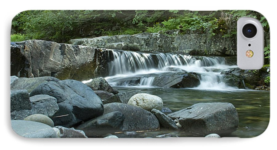 Stream IPhone 7 Case featuring the photograph Mountain Stream by Idaho Scenic Images Linda Lantzy