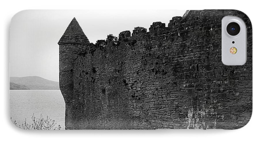 Ireland IPhone 7 Case featuring the photograph Parkes Castle County Leitrim Ireland by Teresa Mucha