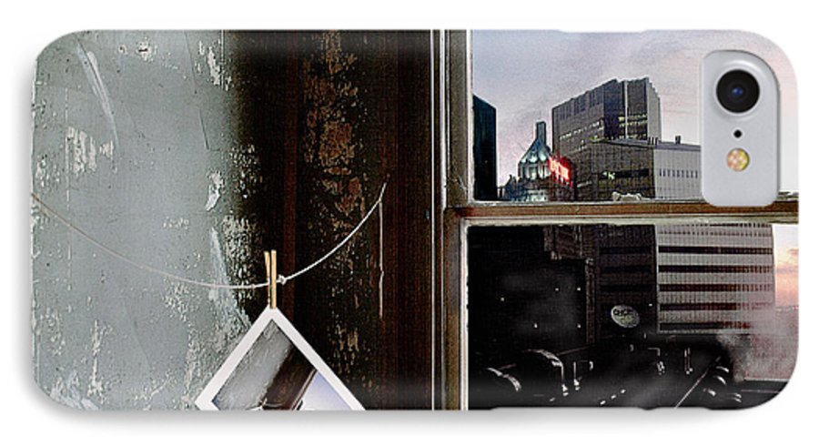 Window IPhone 7 Case featuring the photograph Pre-visualization by Peter J Sucy