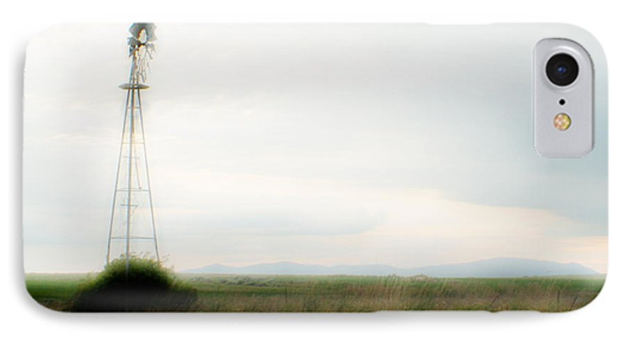 Dream IPhone 7 Case featuring the photograph Rural Daydream by Idaho Scenic Images Linda Lantzy