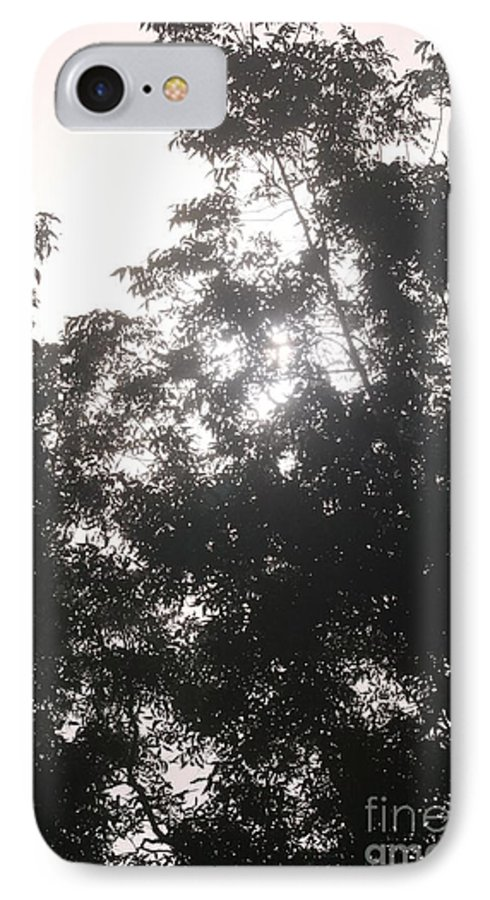 Light IPhone 7 Case featuring the photograph Soft Light by Nadine Rippelmeyer