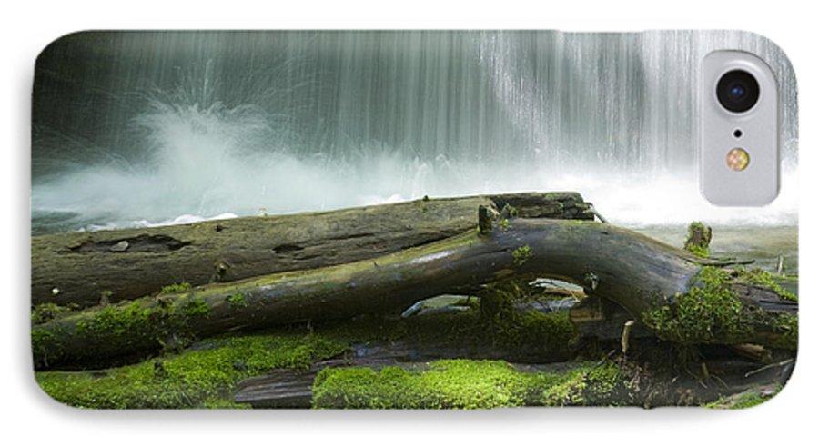 Idaho IPhone 7 Case featuring the photograph Splash by Idaho Scenic Images Linda Lantzy