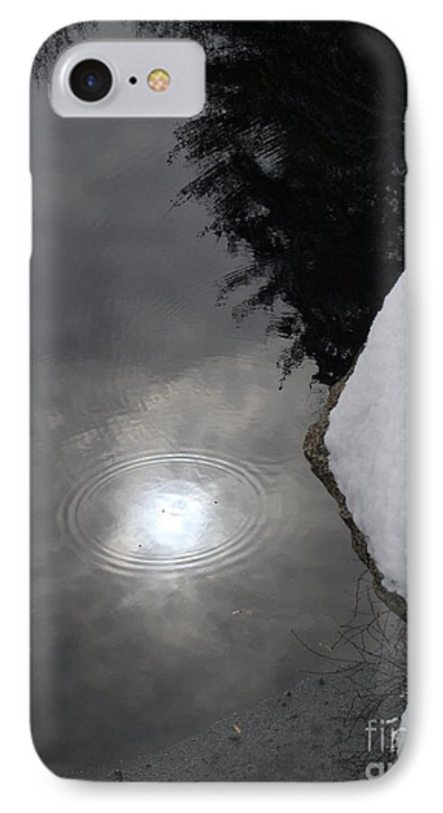 Landsscape IPhone 7 Case featuring the photograph Storms End by Chad Natti