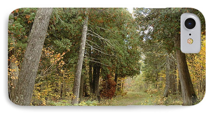 Landscape IPhone 7 Case featuring the photograph Tettegouche State Park by Kathy Schumann