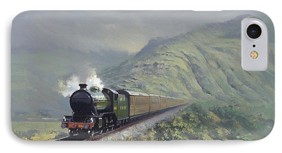 Steam IPhone 7 Case featuring the painting the Great Marquess by Richard Picton
